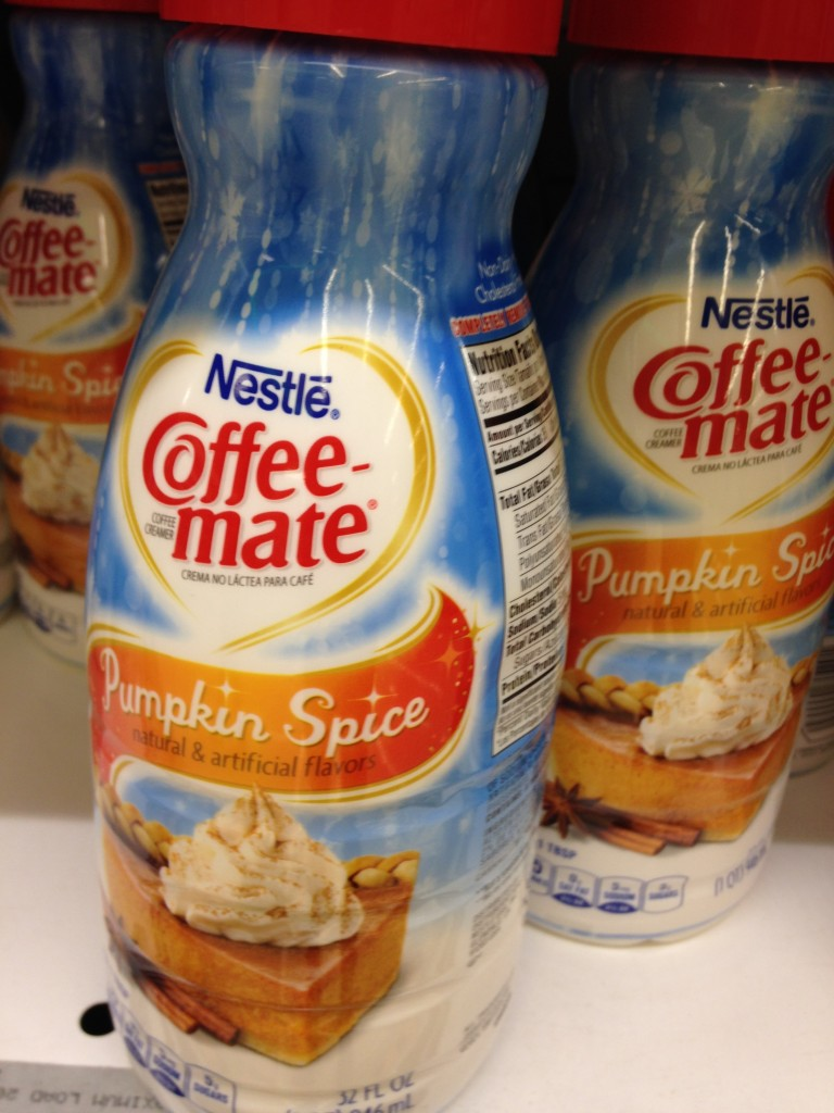 Coffee-mate Pumpkin Spice