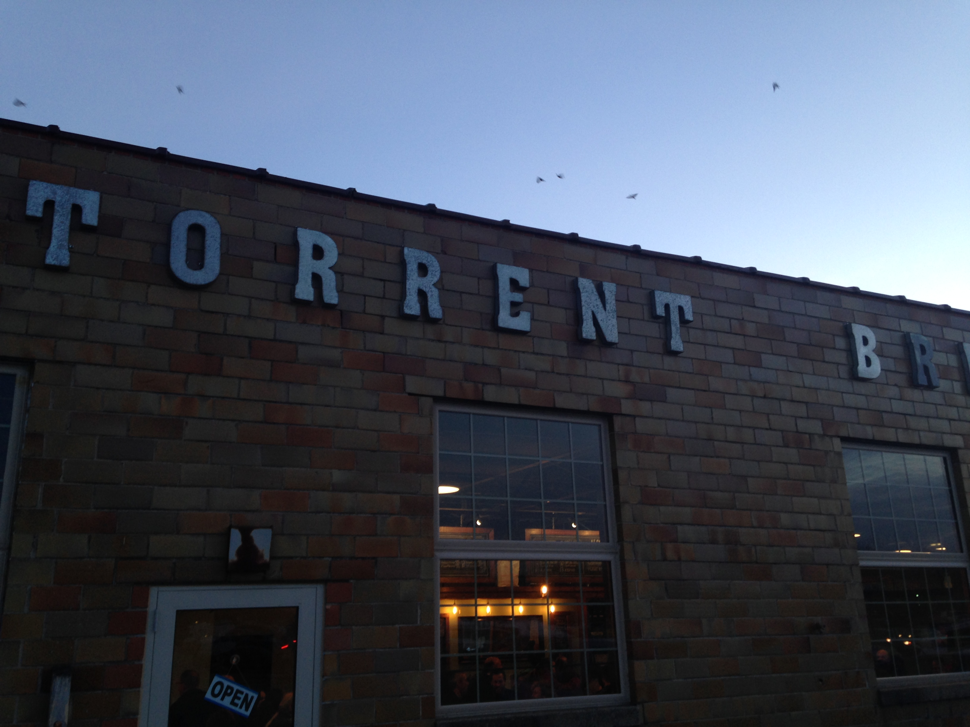 Torrent Brewery, Ames