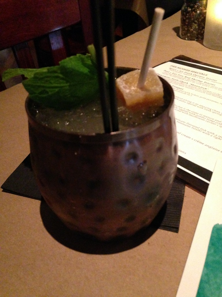 Bonefish Moscow Mule
