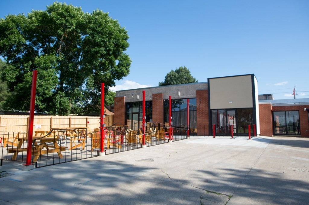 Firetrucker Brewery Tuesday, July 8, 2014, in Ankeny.