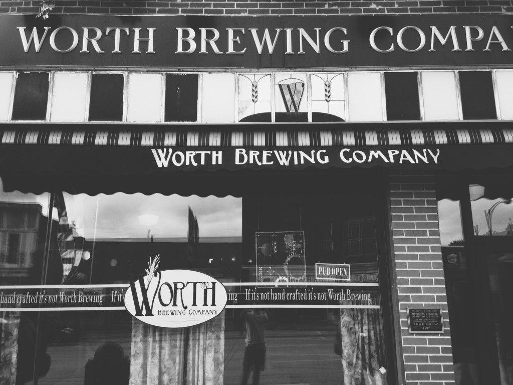 Worth Brewing Company - Northwood, Iowa