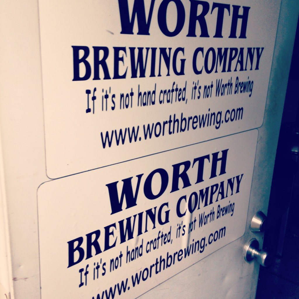 Worth Brewing backdoor