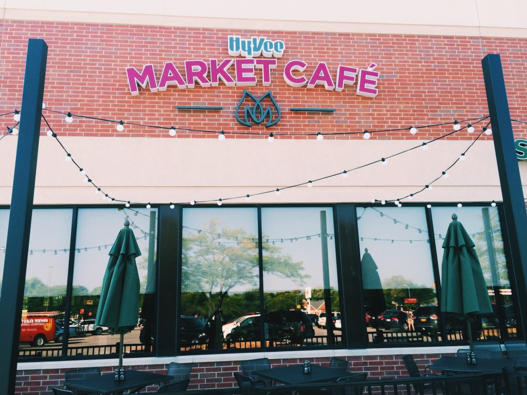 Hy-Vee Market Cafe in Ankeny Iowa